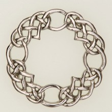 Celtic Eternal Interlace Brooch